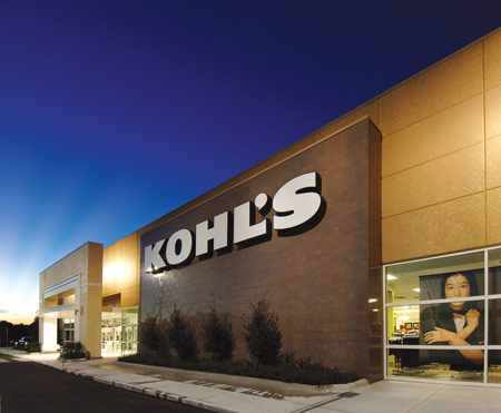 Our commercial wall and concrete coatings are used in commercial businesses such as Kohls