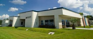 Photo of our corporate headquarters in Panama City, Florida - Join our team!