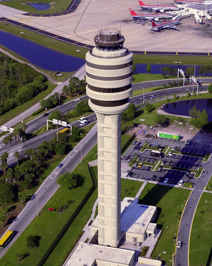 FAA Control Tower – Orlando