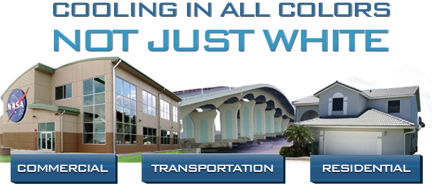 Available for commercial, transportation and residential buildings, bridges, homes, schools, parking lots, transportation projects, landmarks and control towers